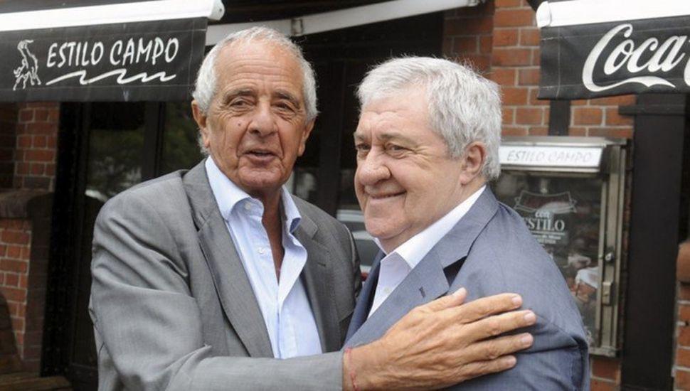 Rodolfo D'Onofrio y Jorge Amor Ameal.