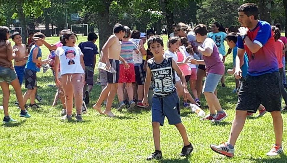 Distintas actividades compartieron los alumnos y profesores de la Escuela Nº 30.