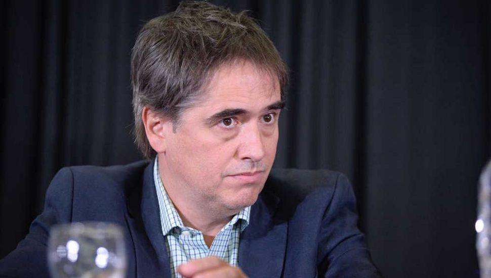 Guido Lorenzino, titular del organismo.