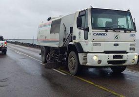 Afirman que la Ruta 7 sobre La Picasa  quedará habilitada el próximo domingo