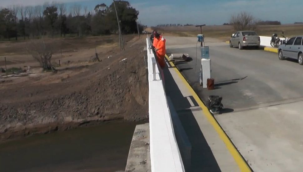 """Julián Disciascio: """"El puente de Cano está más elevado y es más ancho"""""""