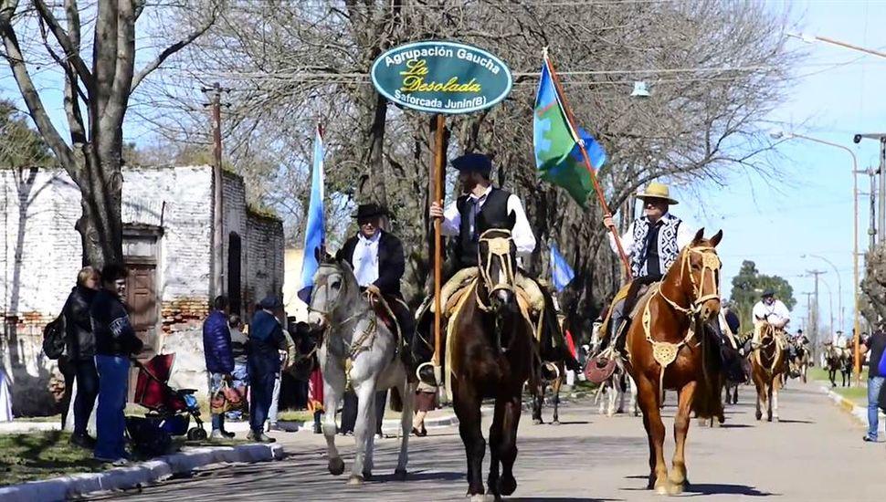 Comienza una nueva edición de la Fiesta del Peón Rural