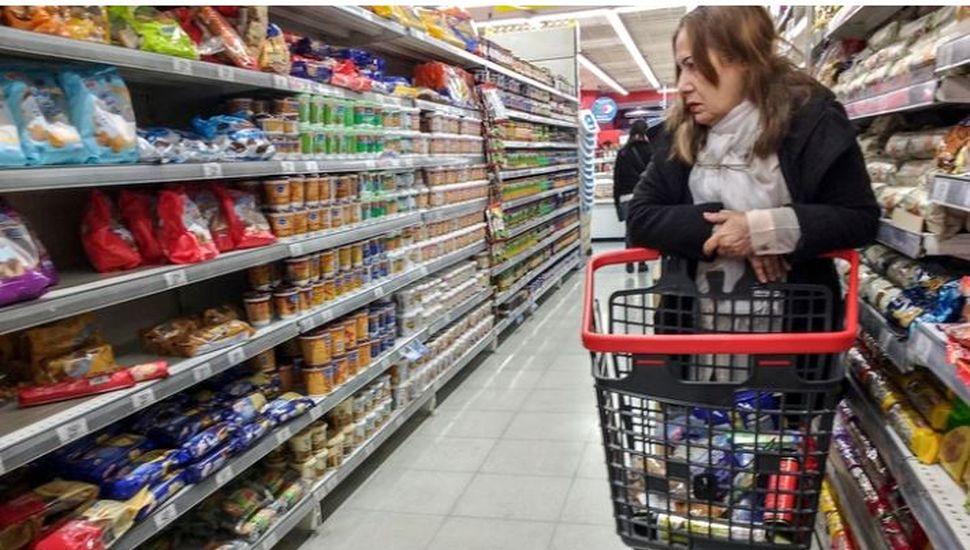 Según el INDEC la inflación de agosto fue del 4%