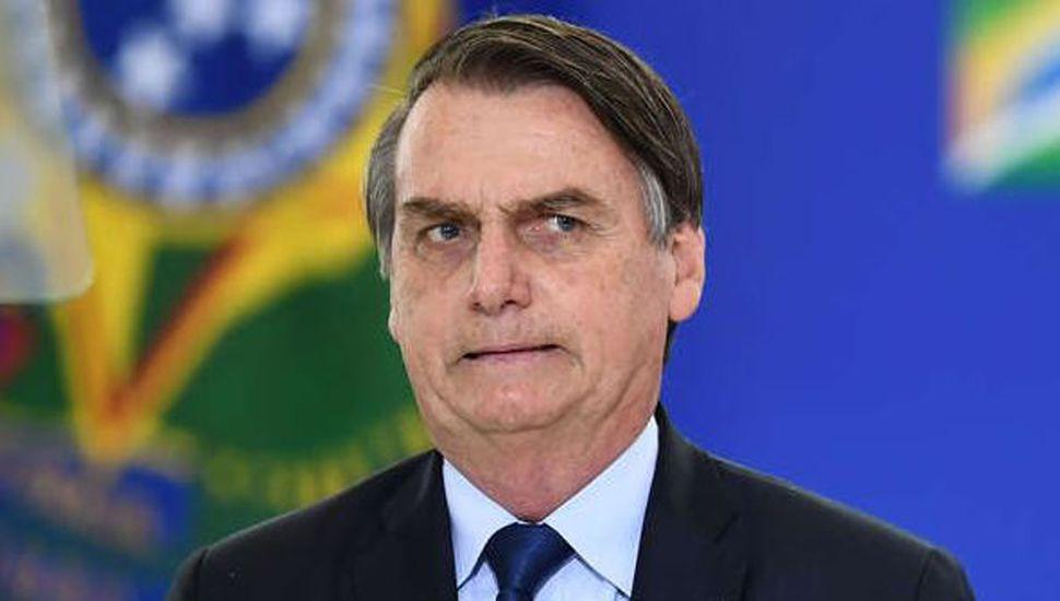 Bolsonaro advierte sobre el Mercosur ante un eventual triunfo de Fernández