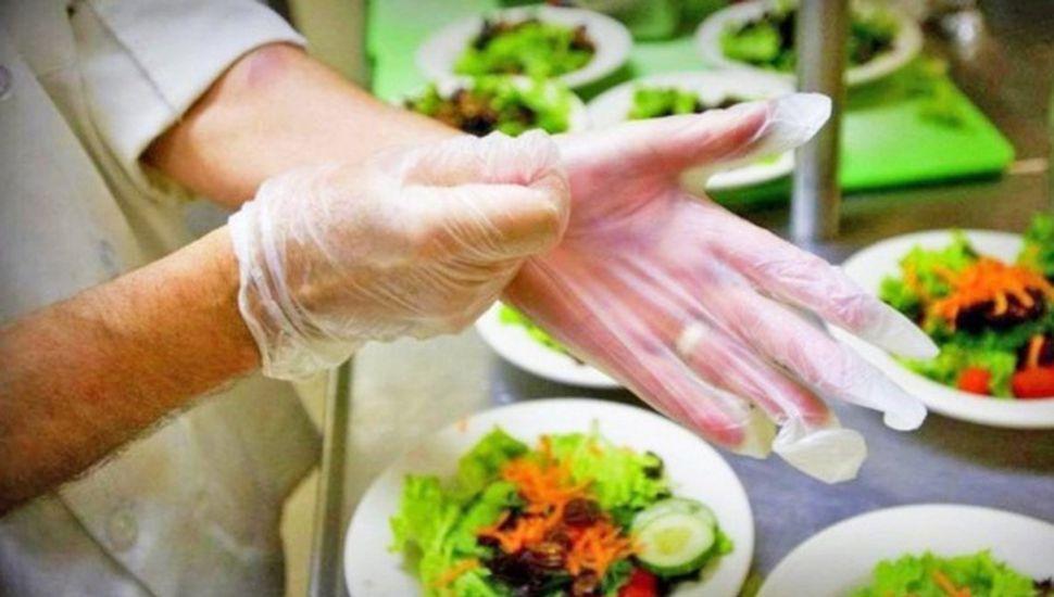 Realizan nuevo curso de manipulación de alimentos en Ameghino