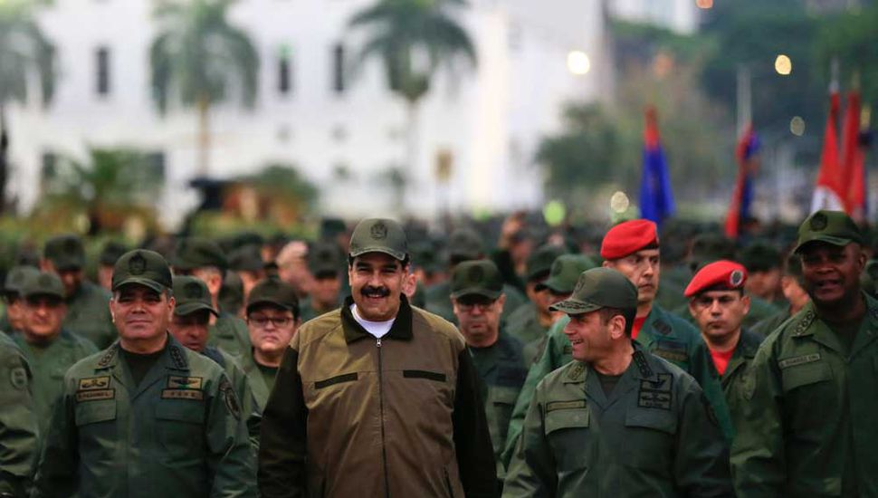 La pelea de fondo en Venezuela