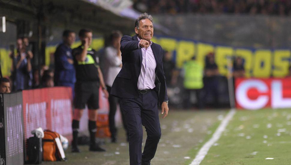 Miguel Ángel Russo habló tras el triunfo del sábado.