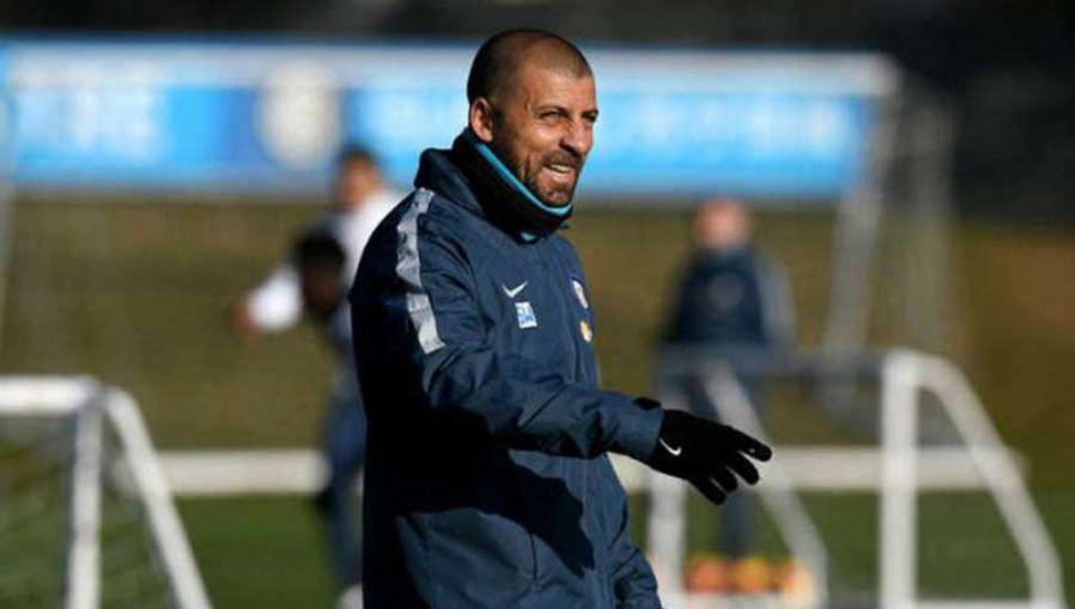 Walter Samuel se suma al cuerpo técnico interino de la Selección Argentina