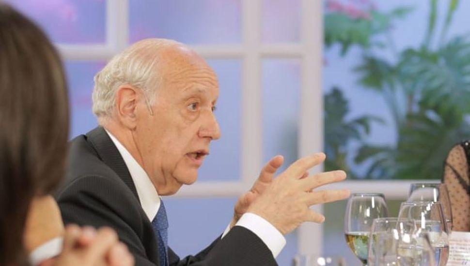 Lavagna reclamó el despido de un funcionario