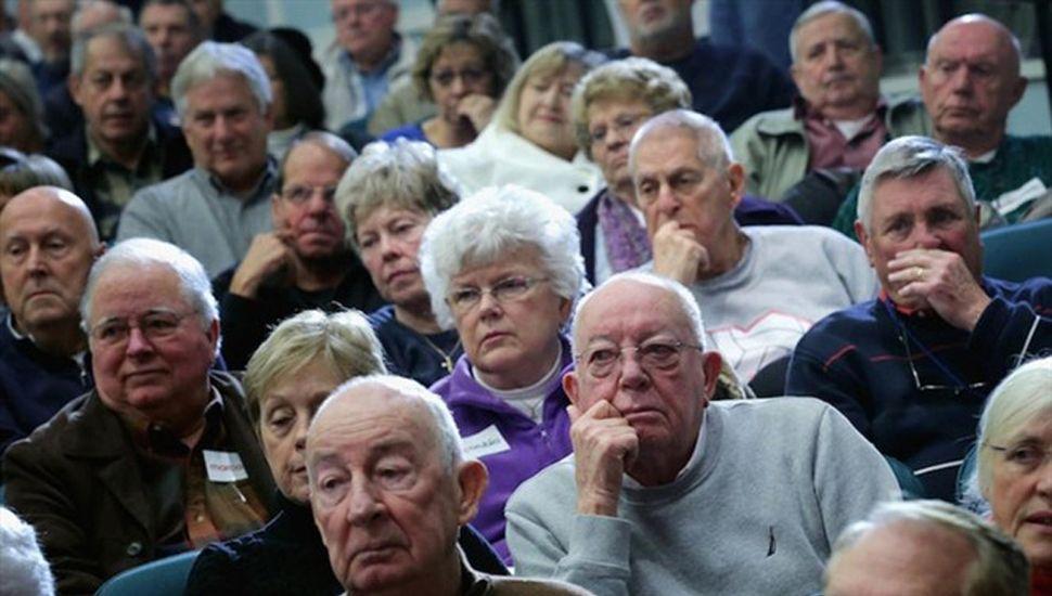 Declaran inconstitucional que jubilados abonen ganancias