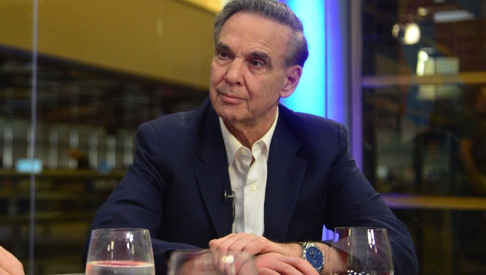 "Pichetto ""Gollan es el ministro de la muerte"""