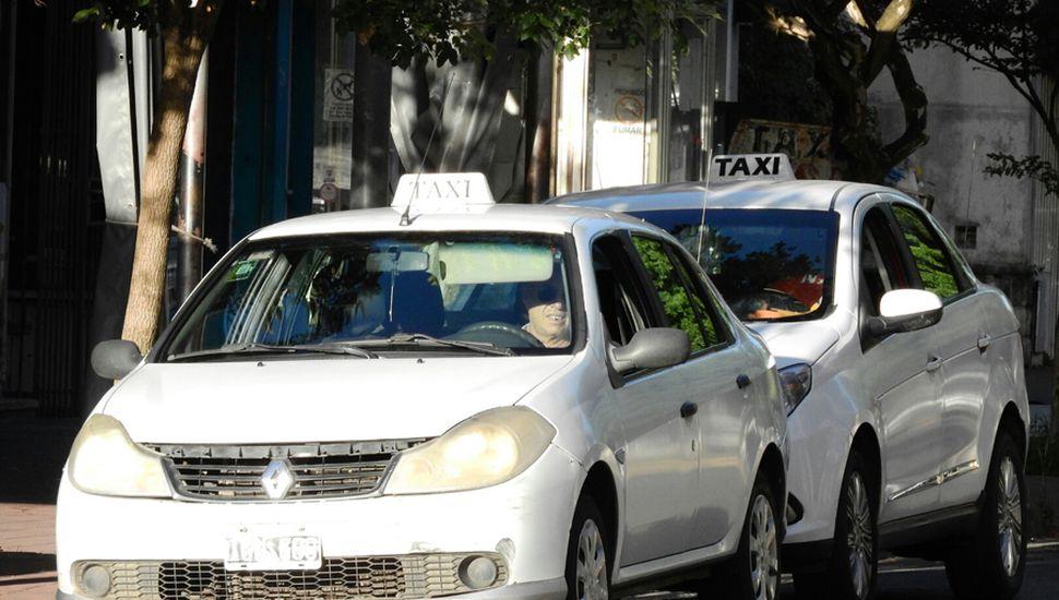 Los taxistas aseguran que se percibe una