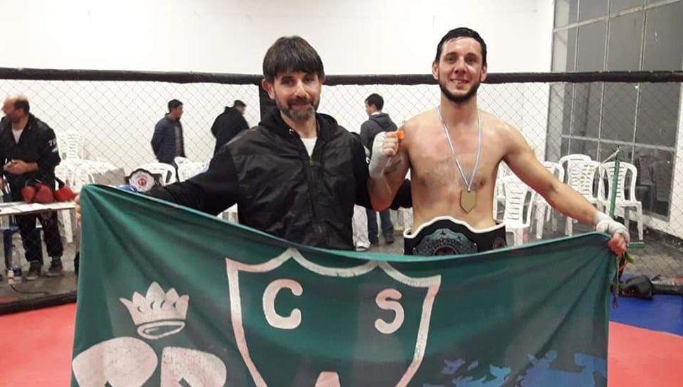 Gustavo Bruno y Emanuel Bevilacqua.