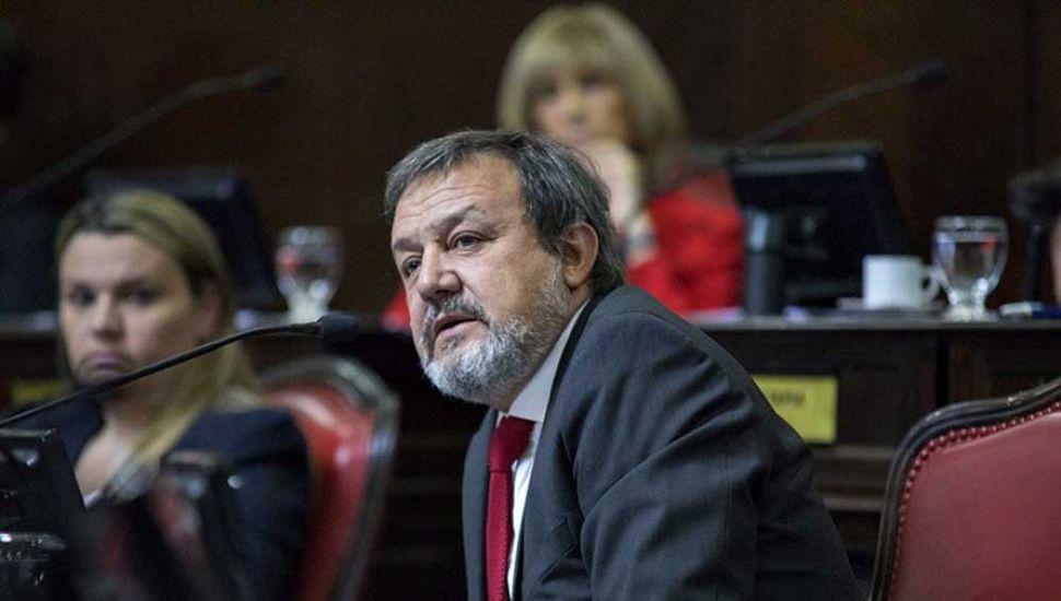 """""""Desdoblar las elecciones  locales es inconstitucional"""""""