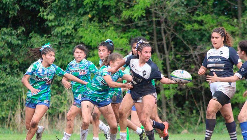 El Club Los Miuras fue el gran anfitrión del Nacional de Rugby Femenino.