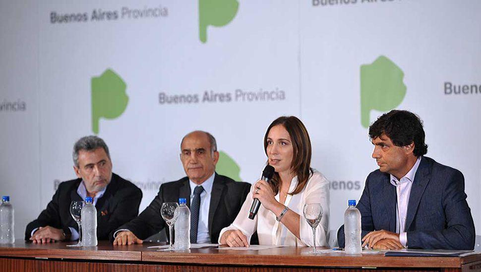 Vidal fue, otra vez, la mejor  alumna del presidente Macri