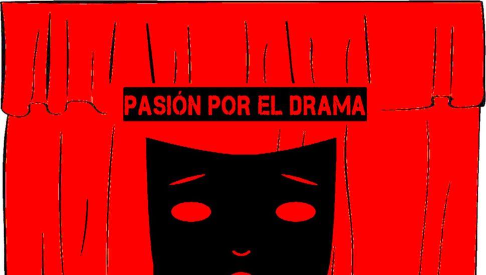 Pasión por el drama