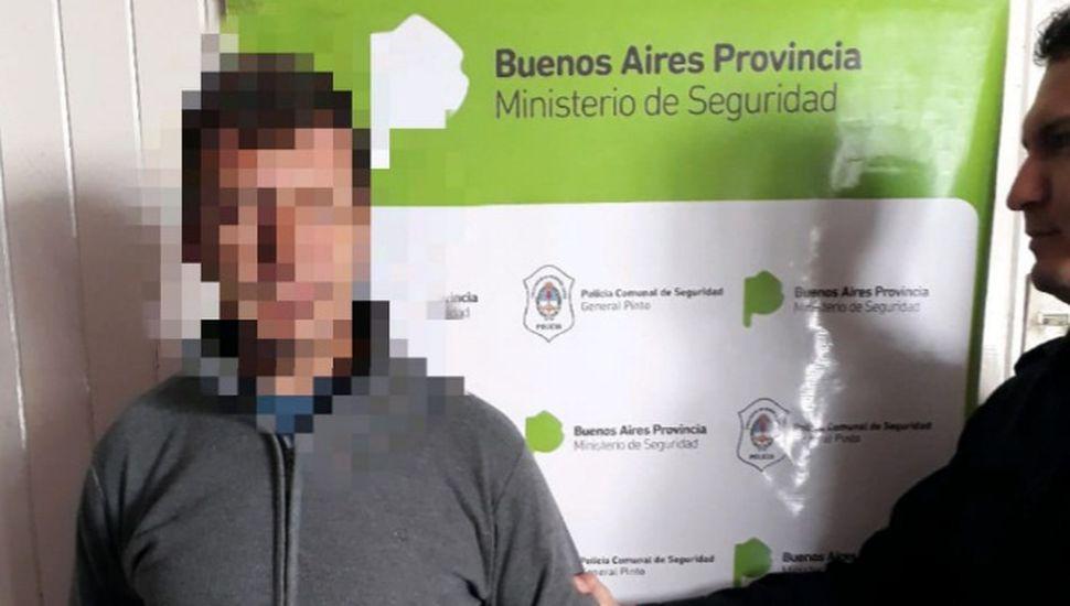 Un detenido de 52 años en Coronel Granada