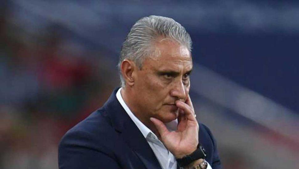 Tité y Eduardo Villegas, los entrenadores de Brasil y Bolivia se enfrentan hoy.