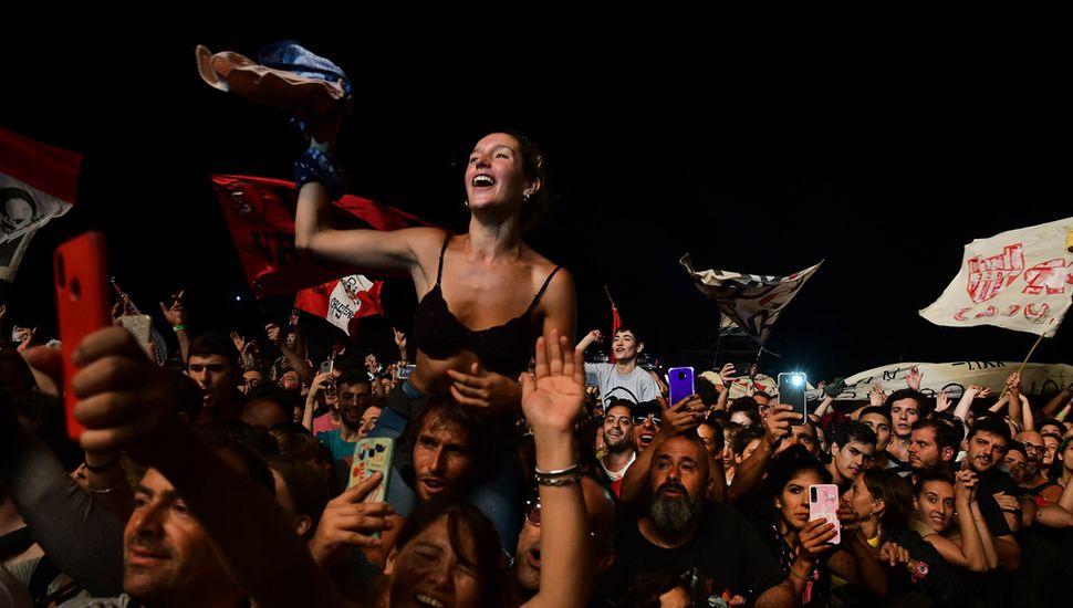 Divididos, Skay y un homenaje a Charly García, lo más destacado del festival Cosquín Rock