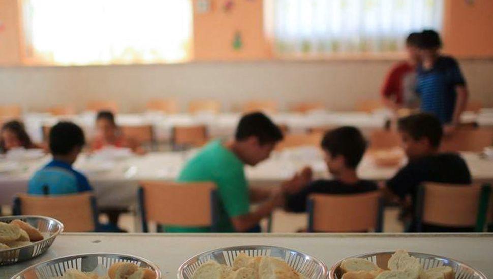La medida de universalizar la asistencia de almuerzo en los jardines maternales busca acompañar a las familias en la alimentación de los chicos.