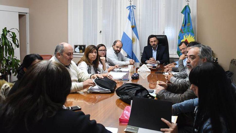 Paritarias municipales en Chacabuco: no hubo acuerdo
