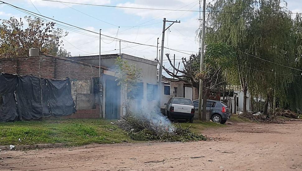 """""""La ciudad está sucia y las calles de tierra, intransitables"""", disparó la oposición"""