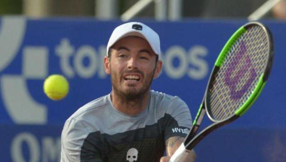 El tenista argentino Juan Ignacio Londero pasó a cuartos de final en Bastad.