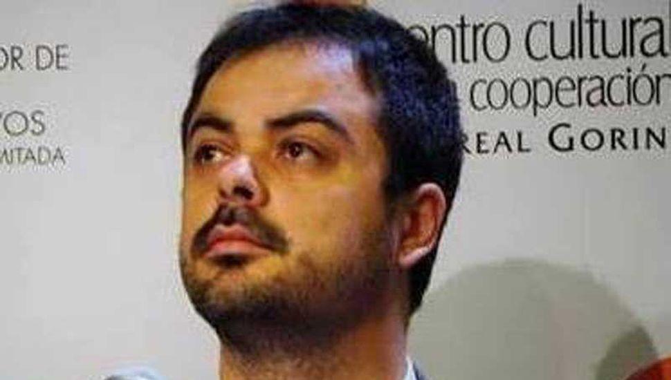 Martín Burgos, economista e investigador.