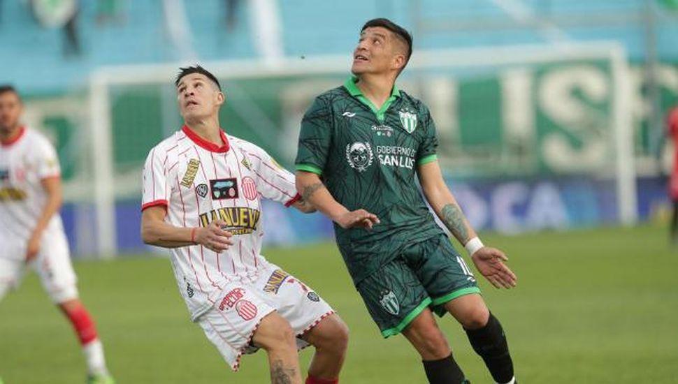 Estudiantes de San Luis derrotó a  Barracas Central y pasó a octavos