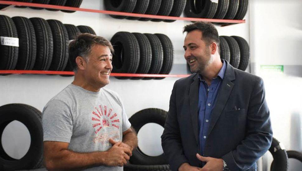 """Víctor Aiola: """"Hay que apostar a estos emprendimientos"""""""