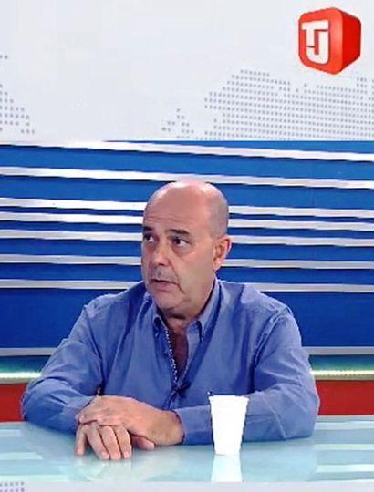 Gustavo Traverso, senador provincial por el Frente de Todos.