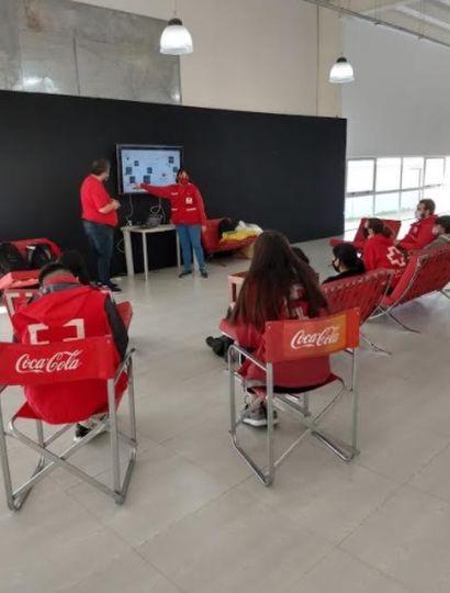Cruz Roja: voluntarios de la filial Chacabuco desarrollan tareas en Tecnópolis