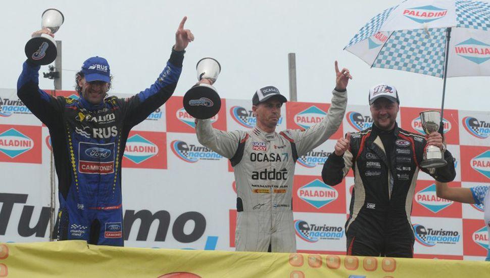 APAT anunció la exclusión de Leonel Pernía de la final en la revisión técnica posterior a la carrera.