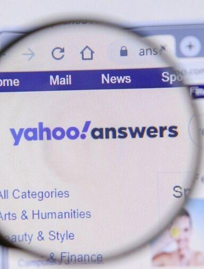 Yahoo respuestas dejará de funcionar luego de 16 años funcionando de forma on line.