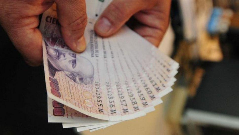 Préstamos en pesos con interés basado en evolución del dólar