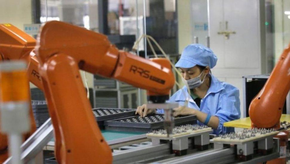 La industria cayó 3,9%  en noviembre