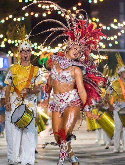 Noches de carnaval: Espectáculos musicales en localidades de la región