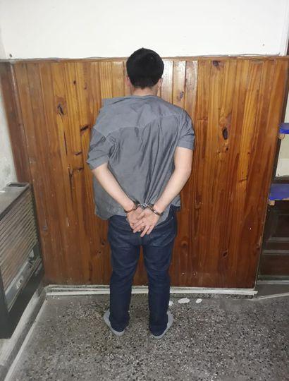 Un hombre de nacionalidad chilena robó en una YPF de Junín y fue aprehendido