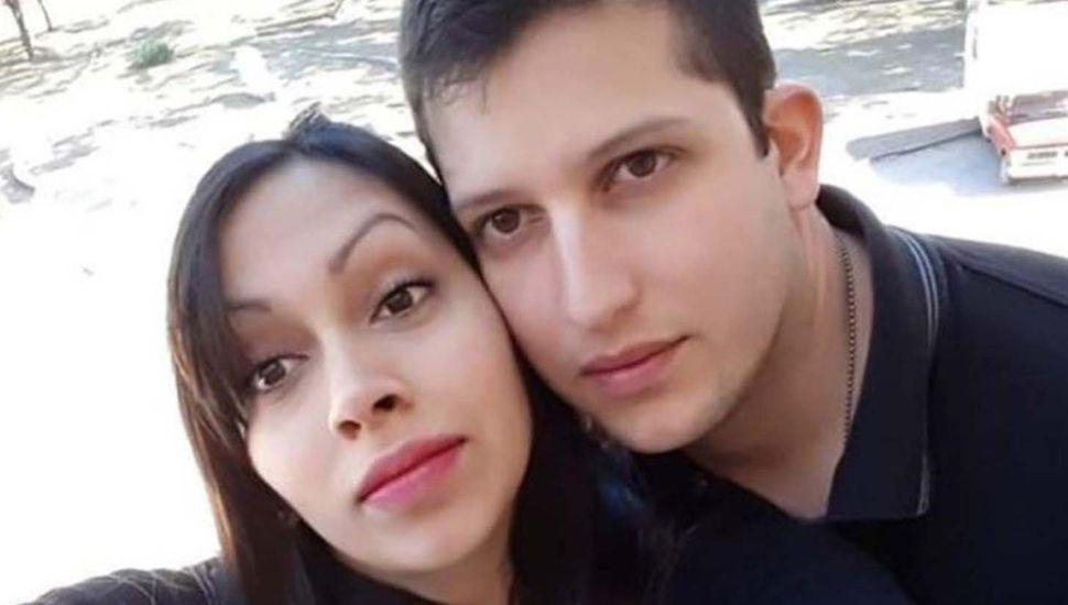 Melisa Julieta Kumber, de27 años, y Mauricio Nicolás Sánchez, de 30 años, ambos policías.
