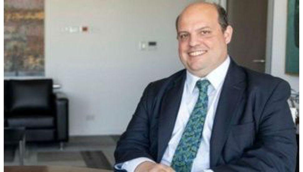 Pablo Ceriani, presidente de Aerolíneas.