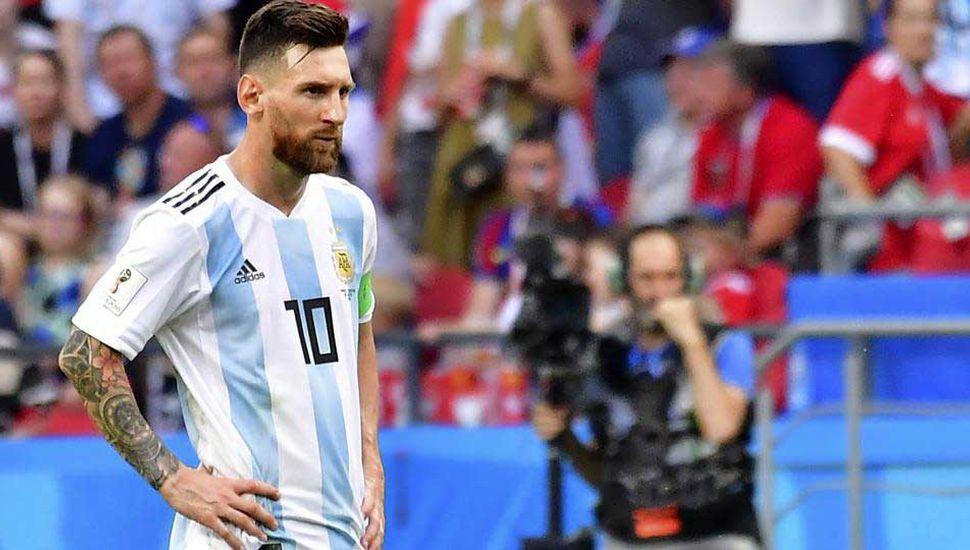 Scaloni confirmó que Messi no será convocado otra vez