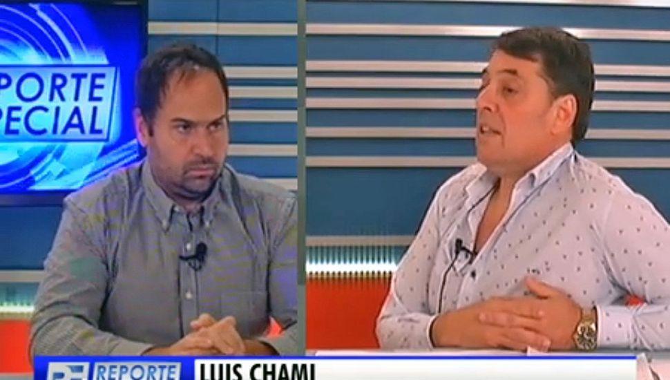 El director de Seguridad del municipio, Luis Chami, participó esta semana del programa de TeleJunín Reporte Especial.