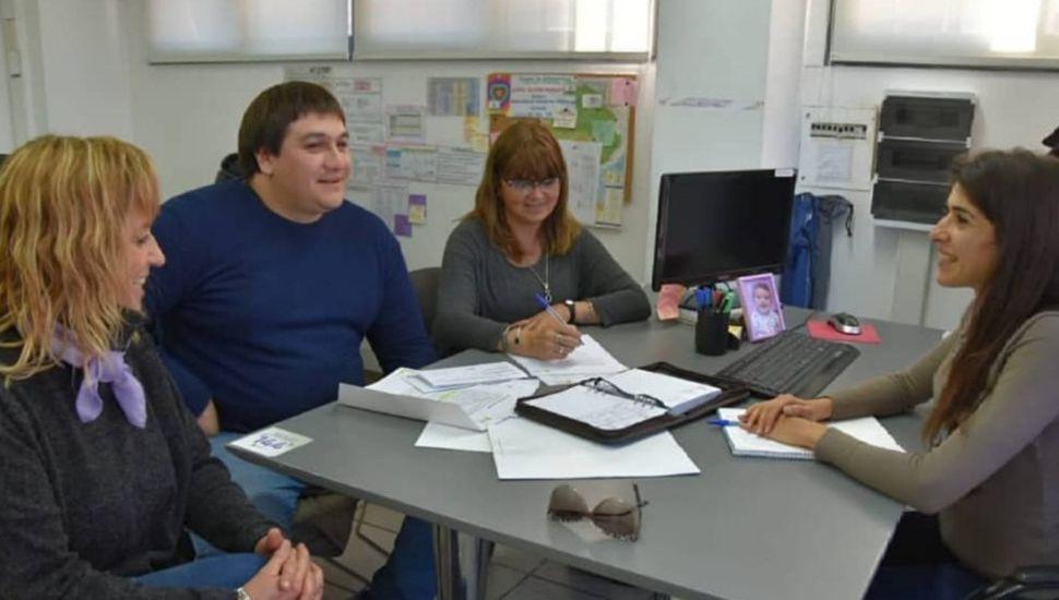 El Municipio accedió a programa para asistir a víctimas de violencia de género
