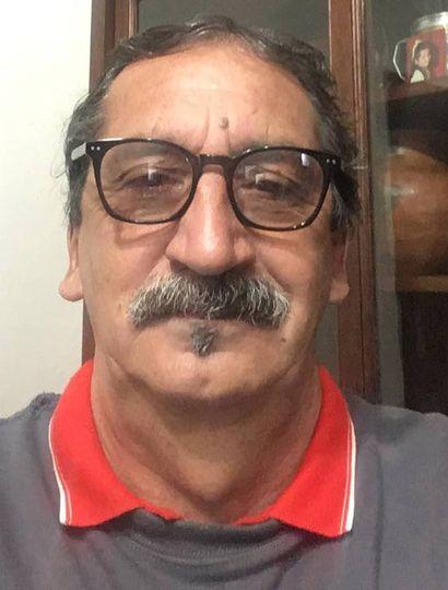 Ricardo Carmelo Calabró fue entrevistado por Democracia.
