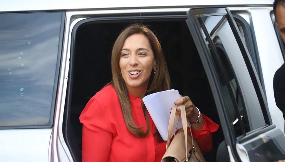 María Eugenia Vidal teme que la guadaña de la crisis social y económica termine arrastrándola a una derrota electoral en territorio bonaerense.