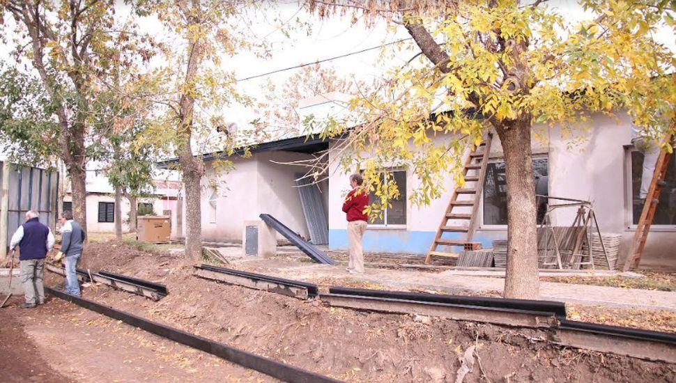 Terminan las obras en el Centro de Rehabilitación San Cayetano