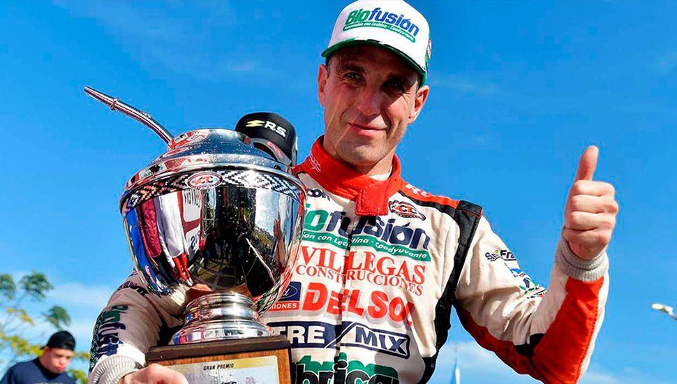 Gianini volvió a la victoria, tras ocho años.