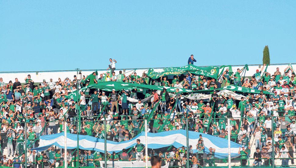El Verde debuta en el