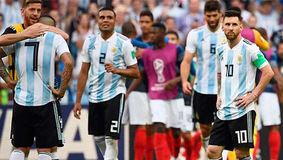 Se veía venir: Argentina fuera del top ten del ranking de Fifa